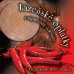 Lázeňské oplatky – s náplní chilli-čokoláda
