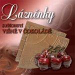 Lázněnky – s příchutí višně v čokoládě