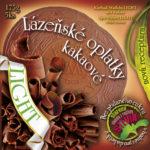 Lázeňské oplatky LIGHT – kakaové