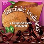 Lázeňské trojhránky – s čokoládovou příchutí