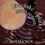 Lázeňské oplatky – extra special s čokoládovou příchuití