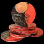 Lázeňské oplatky dark kakao