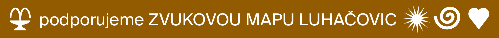 Zvukova mapa Luhacovic banner